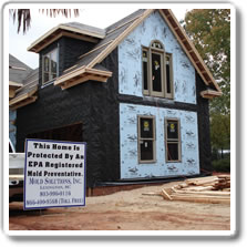 mold solutions mold prevention new construction
